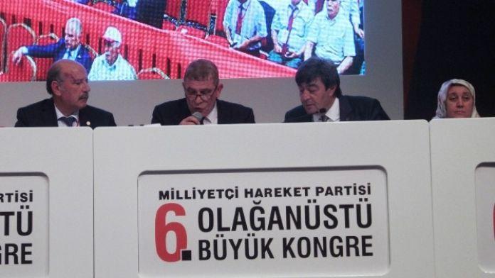 MHP Büyük Olağanüstü Kurultayı 10 Temmuz'da