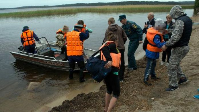 Rusya'yı yasa boğan bot kazası: 14 çocuk boğuldu
