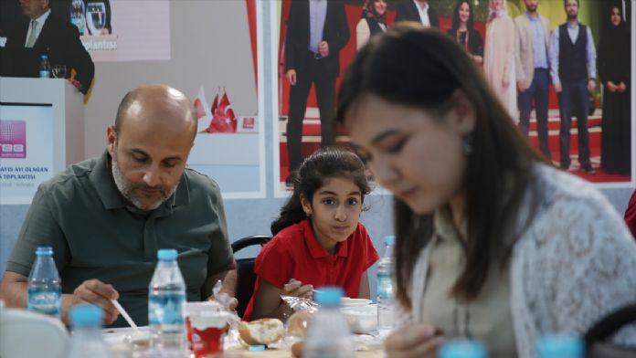 İBB Gençlik Meclisi iftar programı