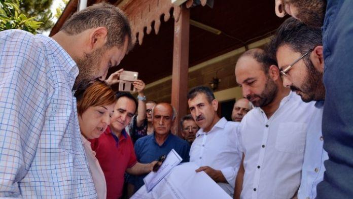Abdurrahman Öz; 'Tren Garı Projesi Söke İçin Büyük Kazanç'