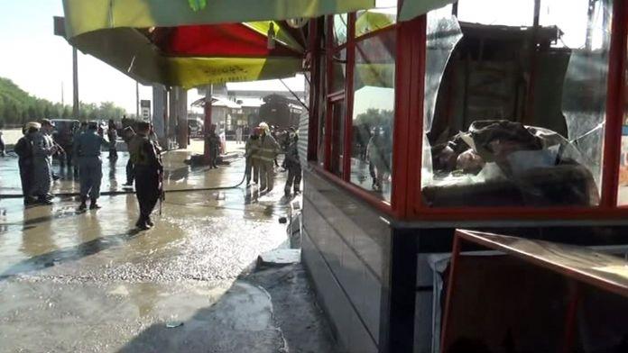 Afganistan'da intihar saldırısı: 13 ölü