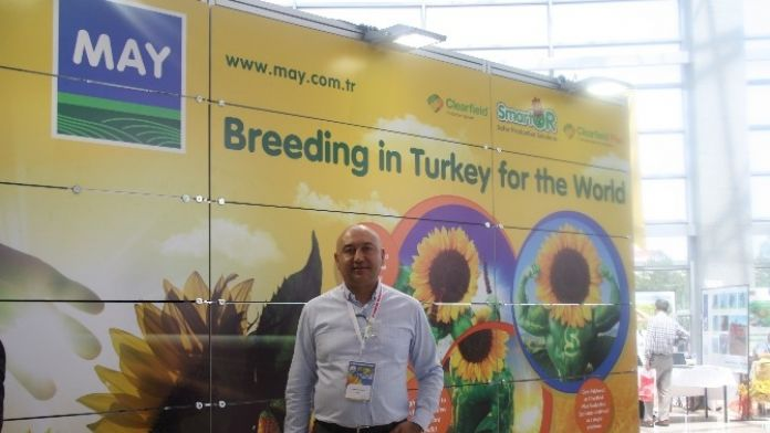 MAY Tohum, Uluslararası Kongrenin Sponsoru Oldu