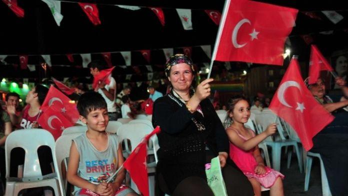 Kepez'den Milli Takıma Büyük Destek