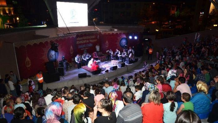 Pursaklar'da Urfa Sıra Gecesi Büyük İlgi Gördü