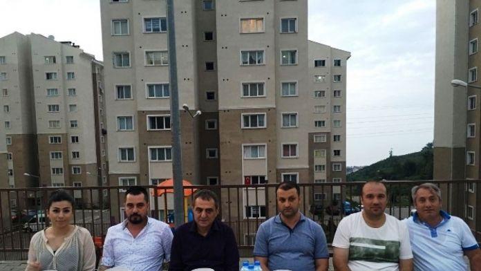 Başkan Sağıroğlu İftarını TOKİ Konutları'nda Açtı