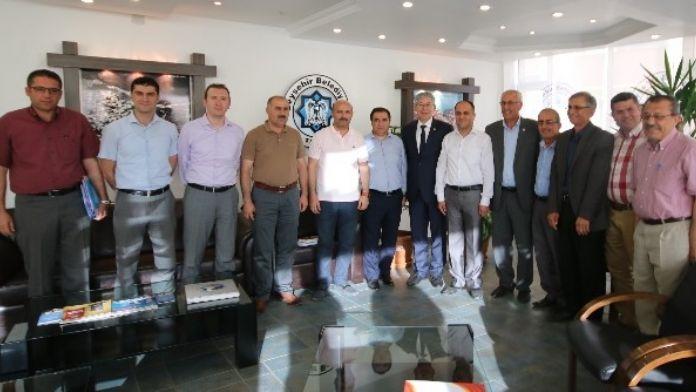 Beyşehir'de Üç İlçenin Ulaştırma Projeleri Masaya Yatırıldı