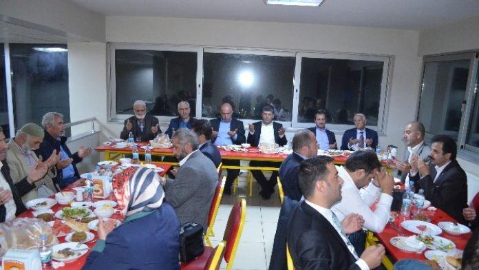 Milletvekili Ilıcalı, Tortum'da İftara Katıldı