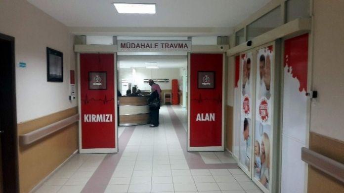 Nevşehir Devlet Hastanesi Acil Servisinde Yeni Müdahale Travma (Kırmızı Alan) Açıldı