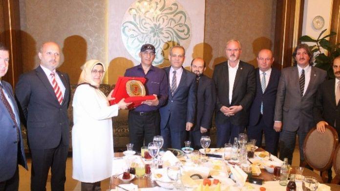 Tgf Yönetim Kurulu Toplantısı Afyonkarahisar'da Yapıldı