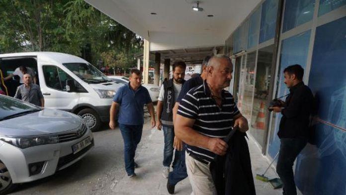 Çorlu'da FETÖ/PDY operasyonu şüphelileri adliyeye sevk edildi