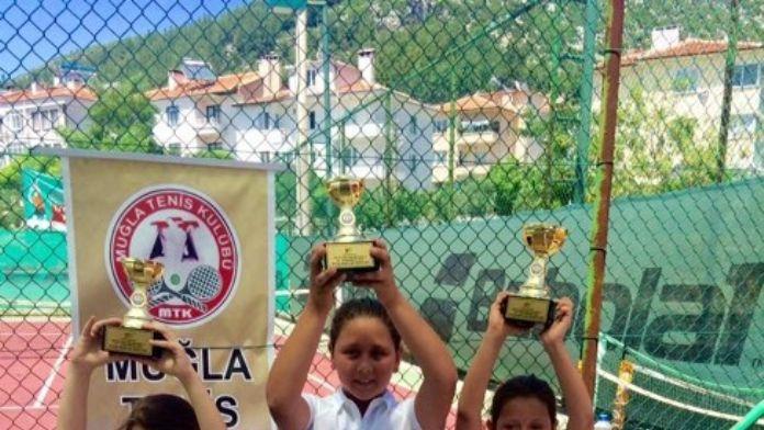 Tenisçilerin Başarısı