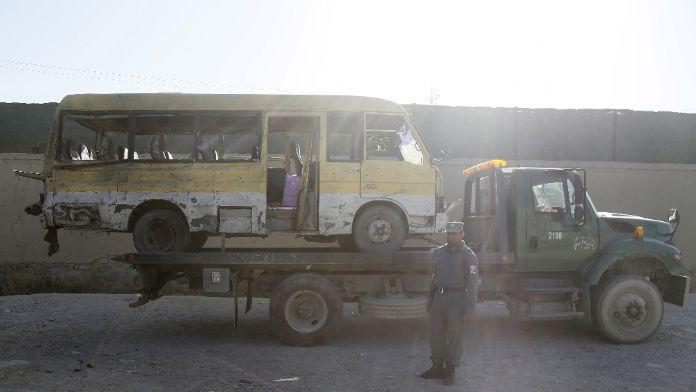 Afganistan'da çifte saldırı: 22 ölü