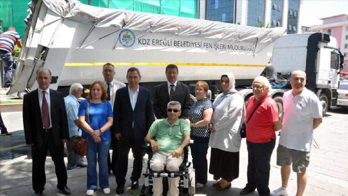 Zonguldak'tan Bayırbucak Türkmenlerine yardım