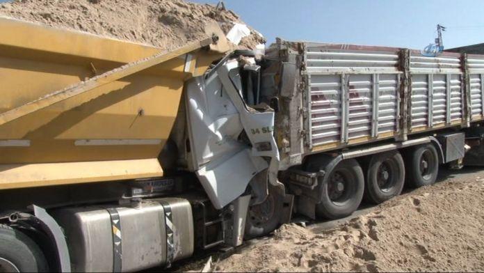 Şile yolunda feci kaza:1 ölü