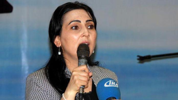 HDP'li Yüksekdağ: Demokratik taleplerimize savaşla karşılık veriliyor