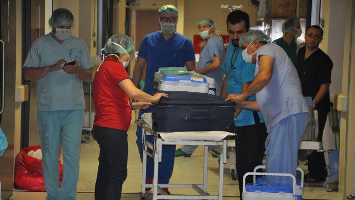 Organları ile 5 kişiye umut oldu