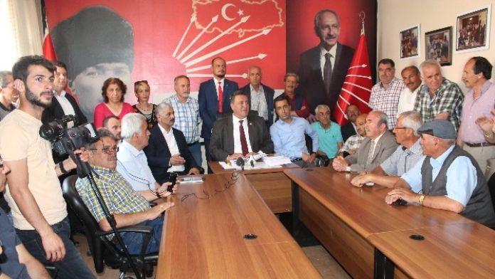 Niğde ve Nevşehir Milletvekilleri Birbirlerine Meydan Okudu!