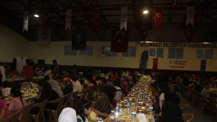 KTO Başkanı Mahmut Hiçyılmaz Mülteciler İle İftarda Bir Araya Geldi