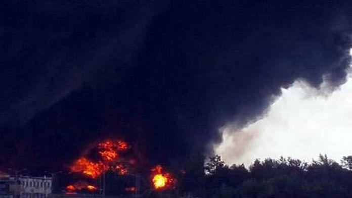Ürdün-Suriye sınırında patlama: 6 ölü !