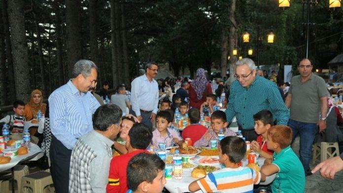 Akşehir Belediyesi'nden Kardeşlik İftarı