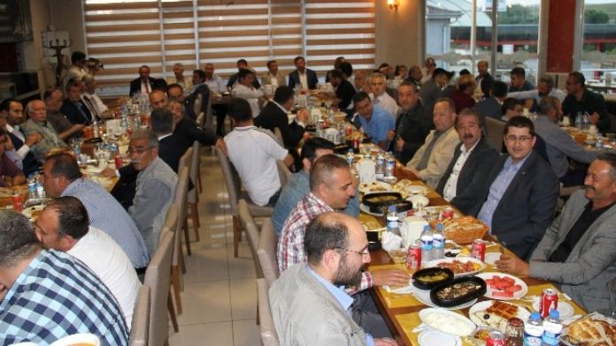 Yozgat'ta STK'lar İftarda Bir Araya Geldi