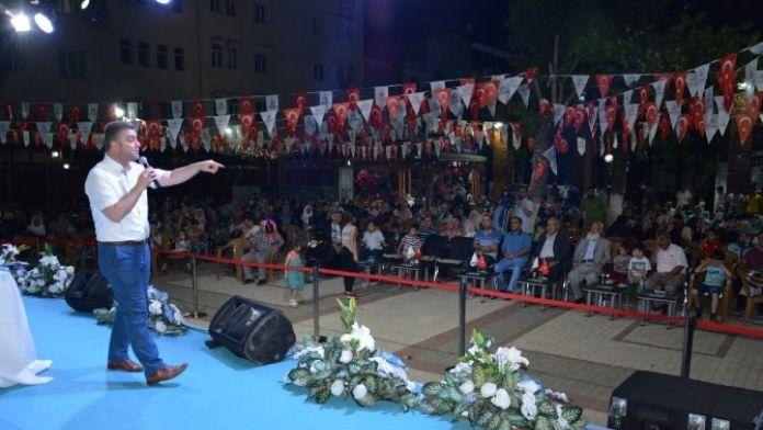 Adıyaman'da 'Ramazan, Kur'an Ve Hayat' Konulu Konferans Verildi