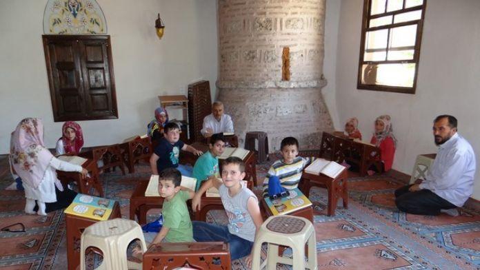 Gölpazarı'nda Yaz Kur'an Kursu Açıldı