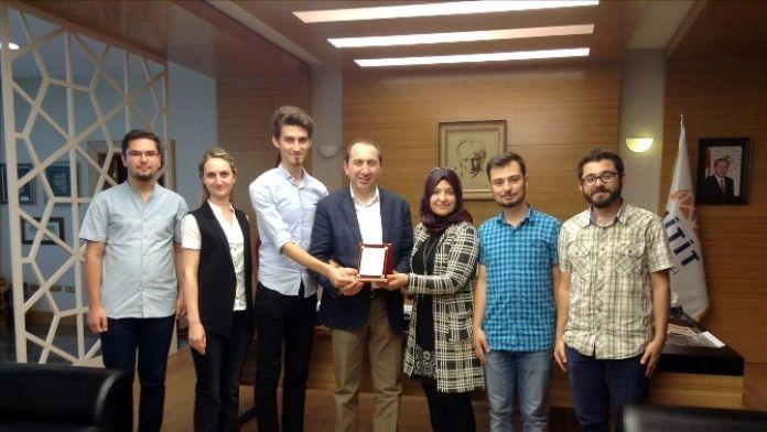 Girişimci Liderler Kulübü'nden Alkan'a Ziyaret