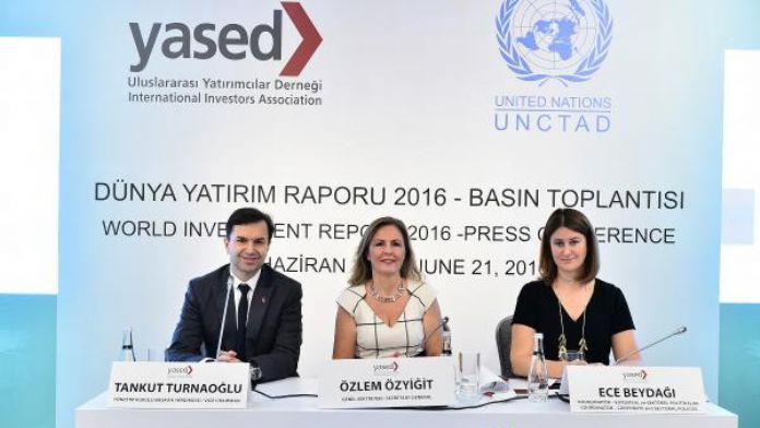 YASED: Yatırım ortamı uluslararası standartları uyumlu olmalı