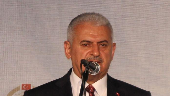 Başbakan Yıldırım Ağrı'da konuştu