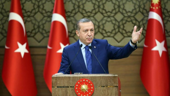 Cumhurbaşkanı Erdoğan Avrupa'ya terör tepkisi