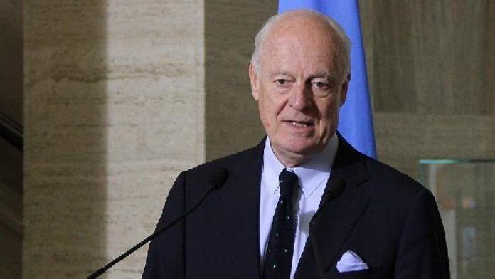BM Temsilcisi: Suriye'de insani yardımlar bombalanıyor, halk açlıktan ölüyor