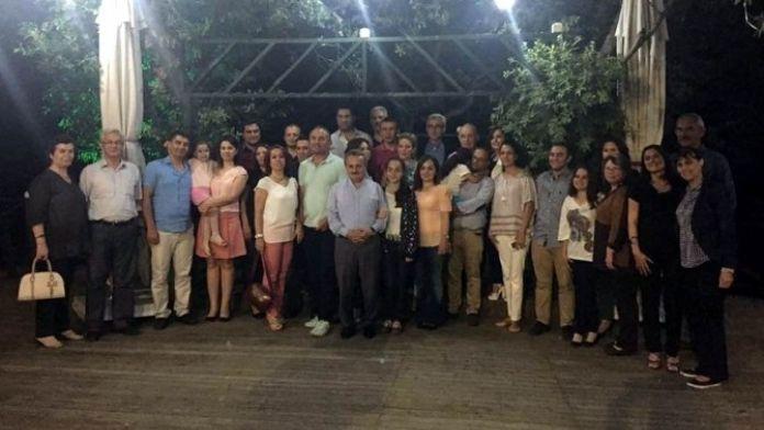 Sarıkoca Çorlu'da İftar Programına Katıldı