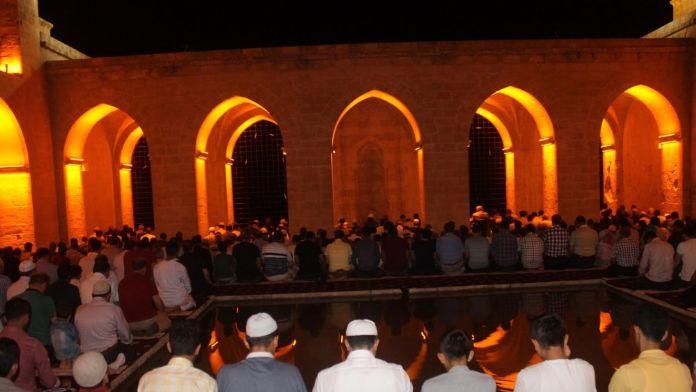 Mardin'de Kur'an ziyafeti