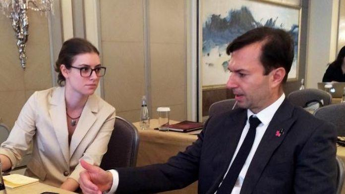 'Türkiye, uluslararası yatırımcıların güvenini artırmak için AB çıpasından vazgeçmemeli'
