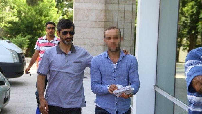 Tekirdağ'da Firar Eden Hükümlü Samsun'da Yakalandı