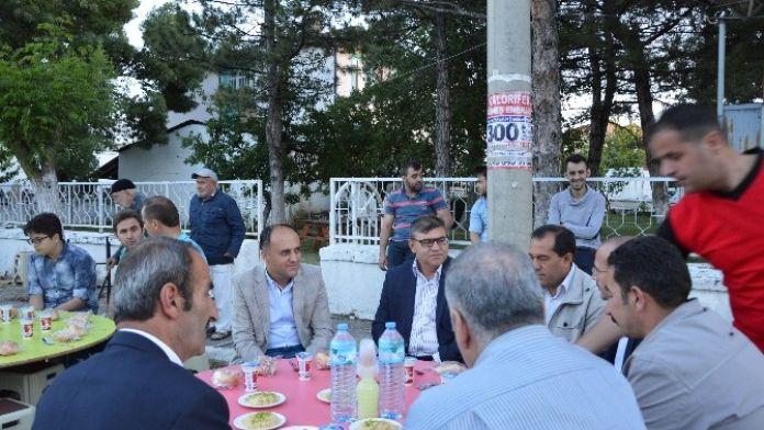 Beyşehir'de Şehitler İle Ebediyete İntikal Eden Gaziler İçin Mevlidi Şerif
