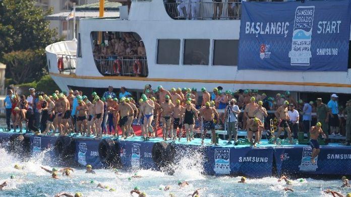 Samsung Boğaziçi Kıtalararası Yüzme Yarışı 2. Basın Ödülleri Başvuruları Başladı