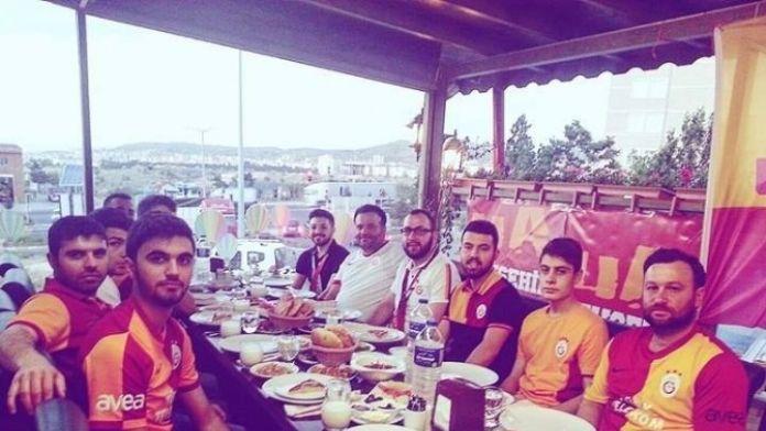 Ultraslan Nevşehir Taraftar Grubu İftar Yemeğinde Bir Araya Geldi