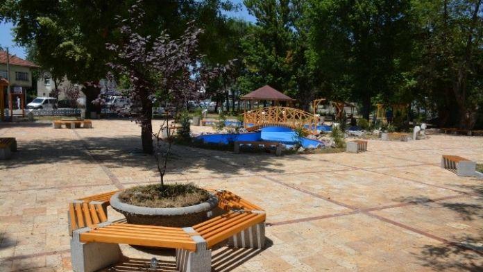 Çaycumaya Gezi Parkı Açılıyor