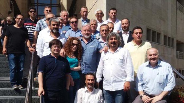 Bursa'da 'gazeteciye darp' davası