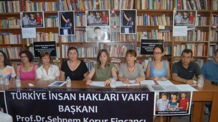 Prof. Dr. Fincancı'nın tutuklanmasına tepki