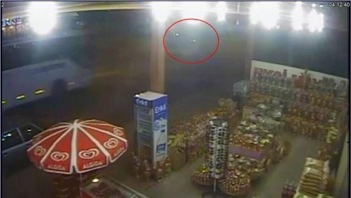 Ölümlü Kaza Güvenlik Kameralarına Yansıdı