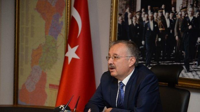 Edirne Valisi Günay Özdemir: 'Tanıtım Konseyi İçin Görüş Ve Önerilerinizi Bekliyoruz'