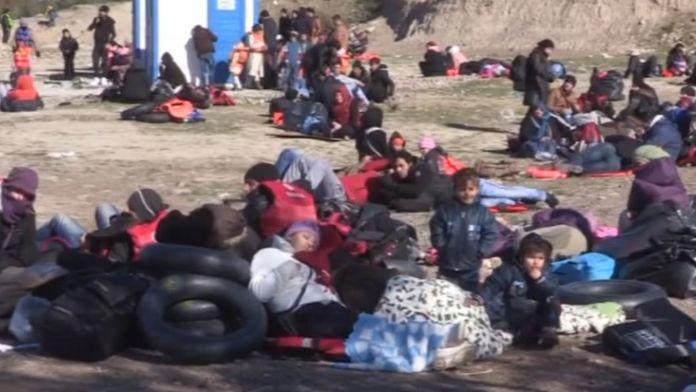 İzmir'de göçmen kaçakçılarına darbe !