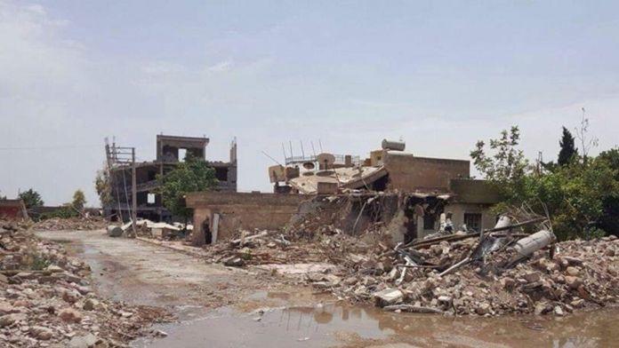 İşte Nusaybin'den son görüntüler