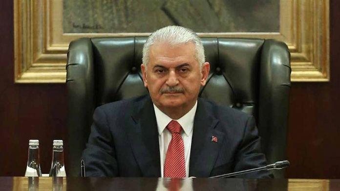 Başbakan KKTC'li Bakanı kabul etti