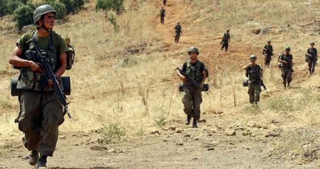 Komandolar, Diyarbakır kırsalındaki teröristlerin ensesinde