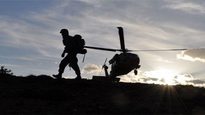 21 bölge 'geçici askeri güvenlik bölgesi' ilan edildi