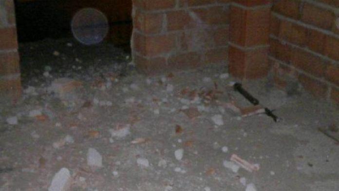 İzmir Bayındır'da roketli saldırı (2)